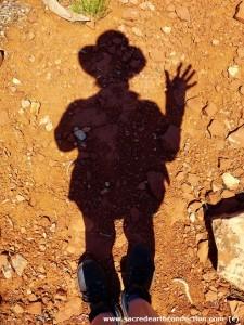 Sedona-trail-shadow