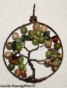 Tree-of-Life-pendant signed