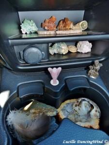 altar car sacred space